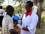 Rabies vaccin