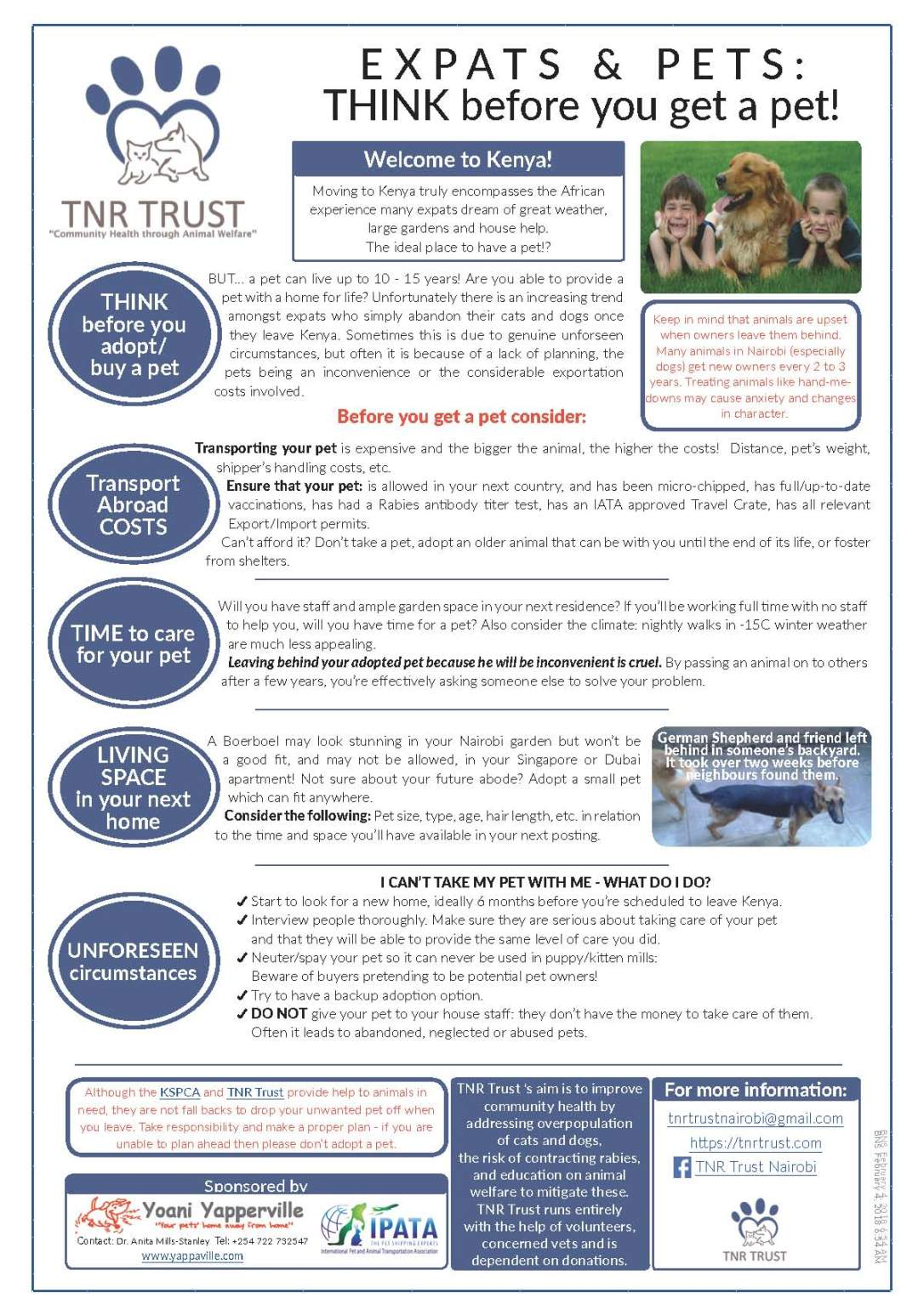 TNR Trust Expats & Pets 20180201 One-Page FINAL