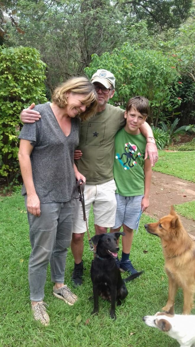TIMMY (mum) was adopted by a family and she will be emigrating to Sweden in 2019.