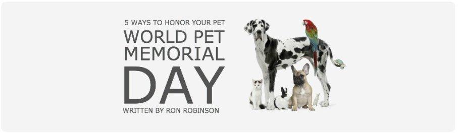 20180610 World Pet Memorial Day 2