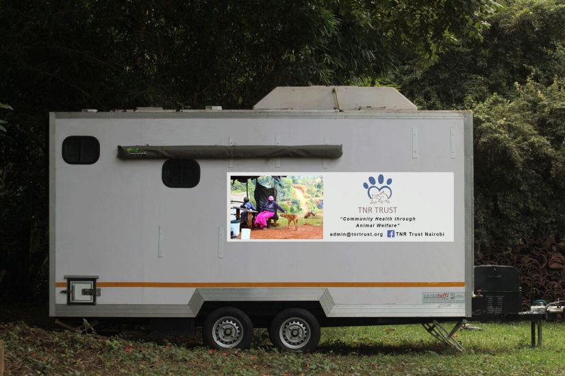 Launch of the TNR Trust Mobile Clinic