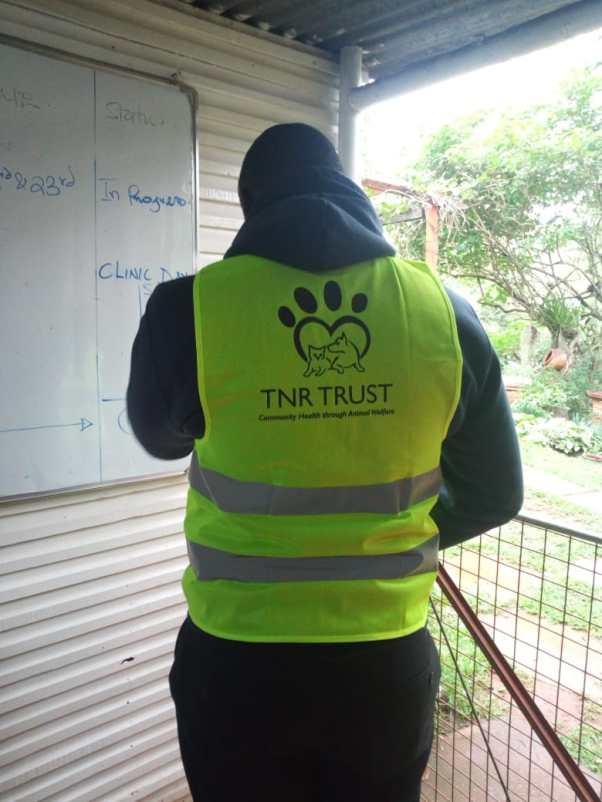 TNR Trust Jacket